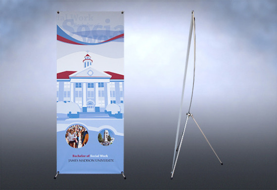 Specialty Banner Stands