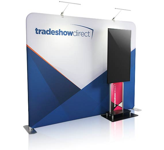 10 x 10 Complete Trade Show Booth Kits
