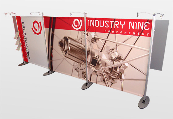 10 x 30 Exhibit Line Display