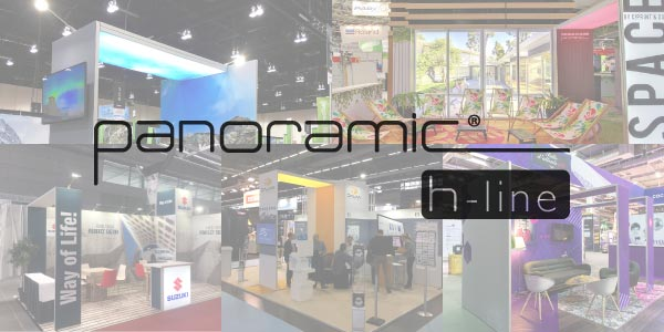 Panoramic H-Line Booths